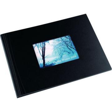 【利市本册装订 照片封面黑色 横向35mm(下单成功后,3