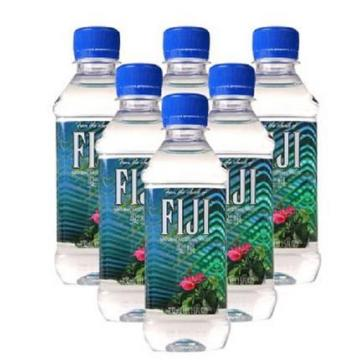 fiji 斐济 天然矿泉水 斐济群岛 进口水330ml*6